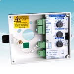 E811 Two Stage Set-Back Thermostat