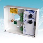 E815 Standard Tamperproof Thermostat with Remote Sensor