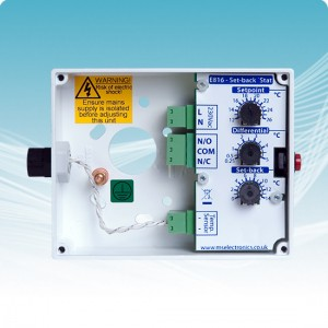 E816 Set-Back Thermostat