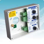 E819 Thermostat with High Temperature Range