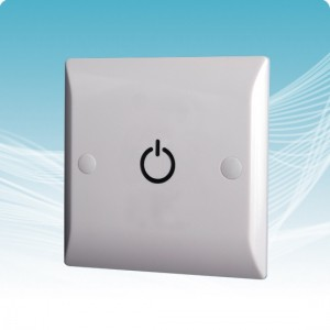TDS2 Time Delay Switch - suitable for lighting, heating and ventilation control