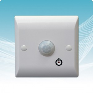 Occupany switch for lighting control