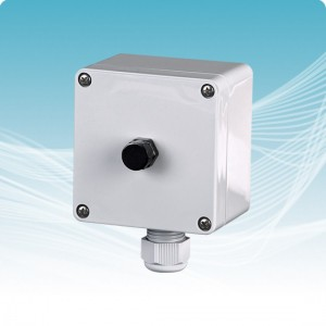 IP65 outdoor external thermostat dustproof waterproof