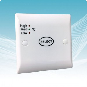 AL10 Anti-ligature Thermostat